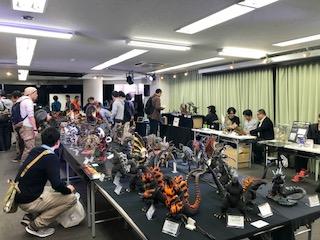 展示会 即売会 フィギュア イベント オフ会