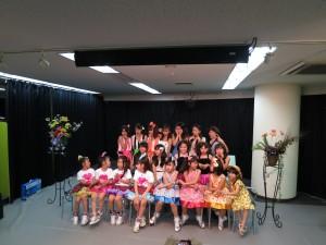 ダンス発表会 ダンス教室の発表会ができイベントる会場