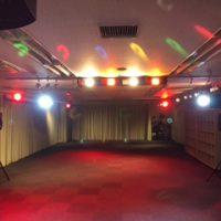 秋葉原レンタルスペース 照明 ダンスイベント