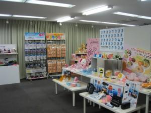 商品 展示会