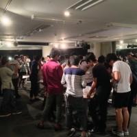 自動車デザイン デザイナー 交流会 パーティ 親睦会