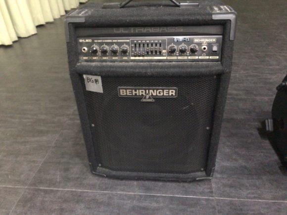 音響機材 ギターアンプ ベリンガー2