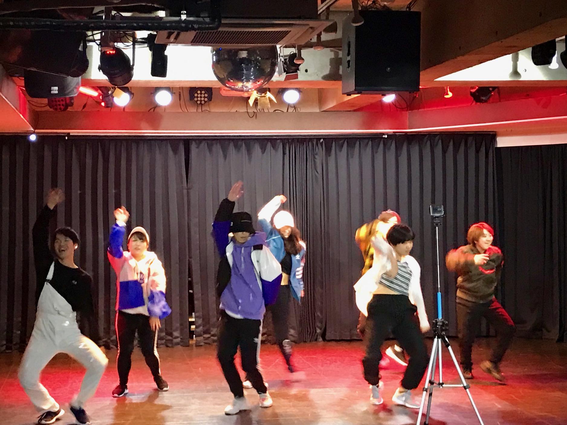 ダンスイベント ダンス発表会 秋葉原ダンスホール