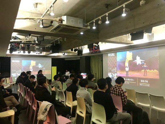 RTA in japan ゲームイベント 秋葉原ハンドレッドスクエア倶楽部