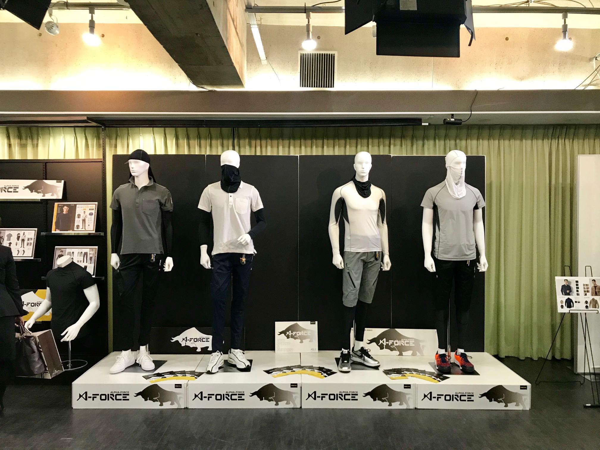 秋葉原の展示会会場 ハンドレッドスクエア倶楽部