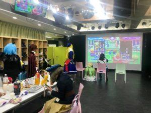 オフ会会場 秋葉原ハンドレッドスクエア倶楽部