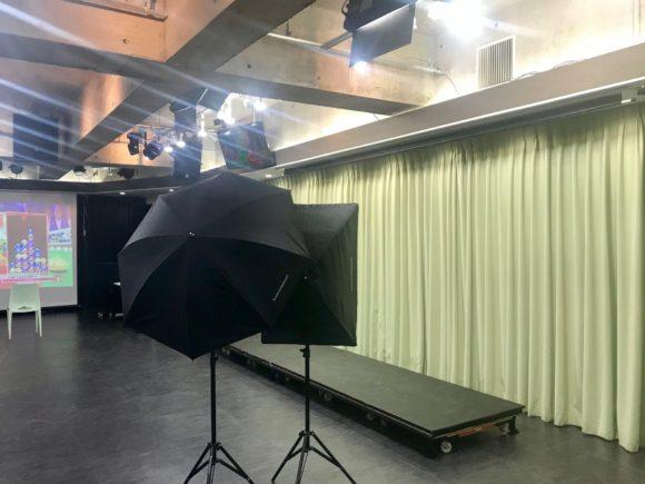 撮影会 撮影 ステージ