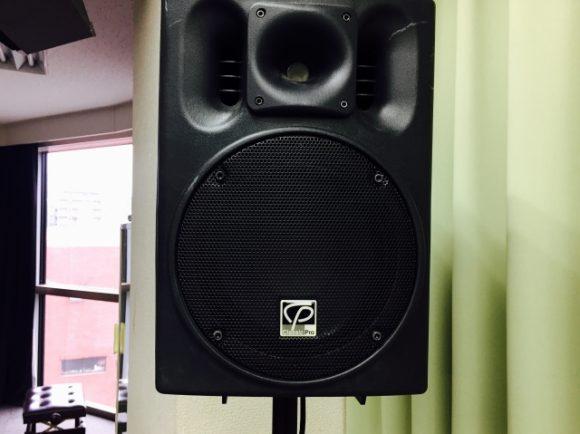 CSP10 音響機材 モニタースピーカー