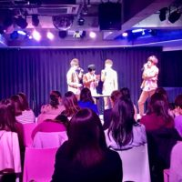 アイドルイベント ファンミーティング トークショー