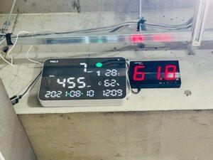 高精度二酸化炭素 濃度計 デシベル計