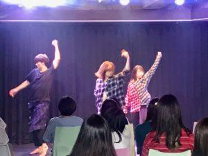 ダンスイベント ダンス発表会 ダンスホール