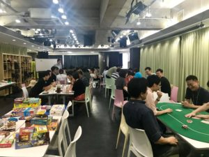 ボードゲームイベント 秋葉原イベントスペース ゲームイベント ゲーム大会