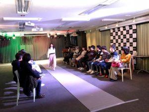 ファッションショー イベント