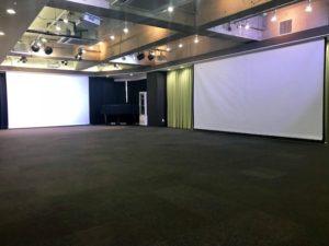2画面 スクリーン 迫力の画面 ゲームイベント テレビゲームイベント