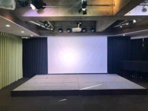 ダンス発表会 ダンスイベント  ステージ 照明