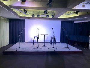 秋葉原イベントスペース トークショー ステージ