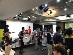 音楽ライブ 音楽フェス ダンスイベント