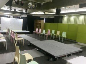 演劇 ワークショップ ステージ