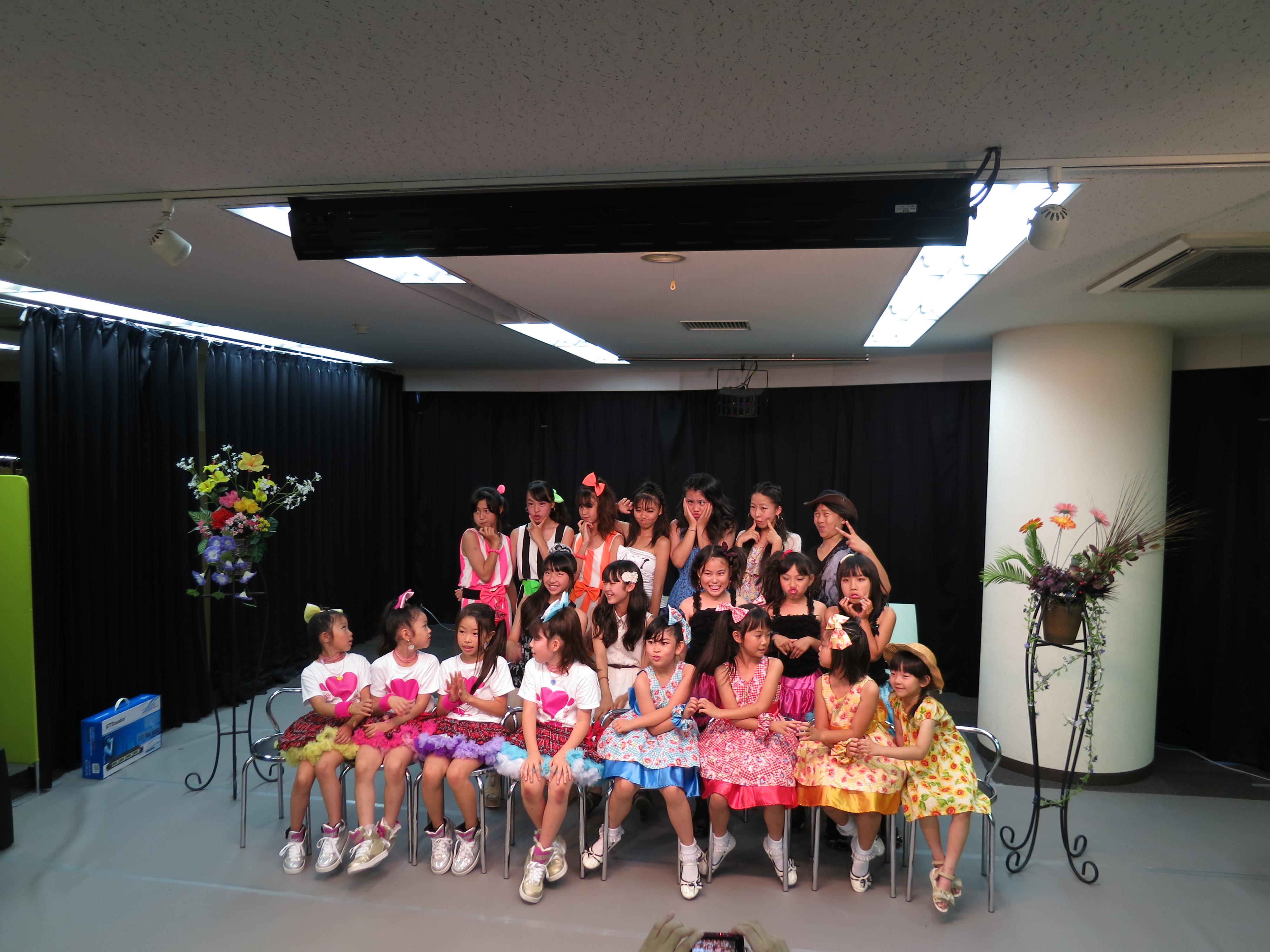 ダンス教室の発表会ができイベントる会場