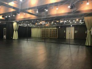 鏡面10m ダンスレッスン ダンスイベント