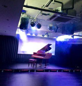 グランドピアノ ピアノ演奏 音楽パーティー BGM生演奏