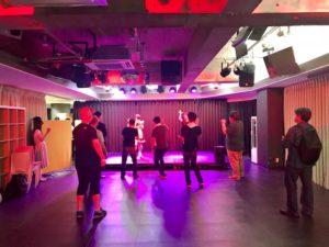 ステージ台 秋葉原イベントスペース ダンスイベント
