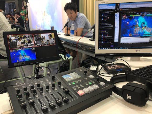 ネット配信 中継イベント イースポーツイベント ゲーム大会