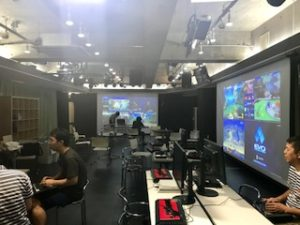 eスポーツ 大会 セミナー 上映会 秋葉原レンタルスペース