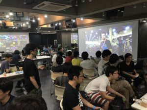 テレビゲームイベント