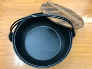 鉄鋳物鍋 備品