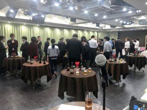 新年会の会場 パーティー