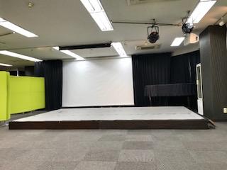秋葉原イベント会場 の 設備 ステージ