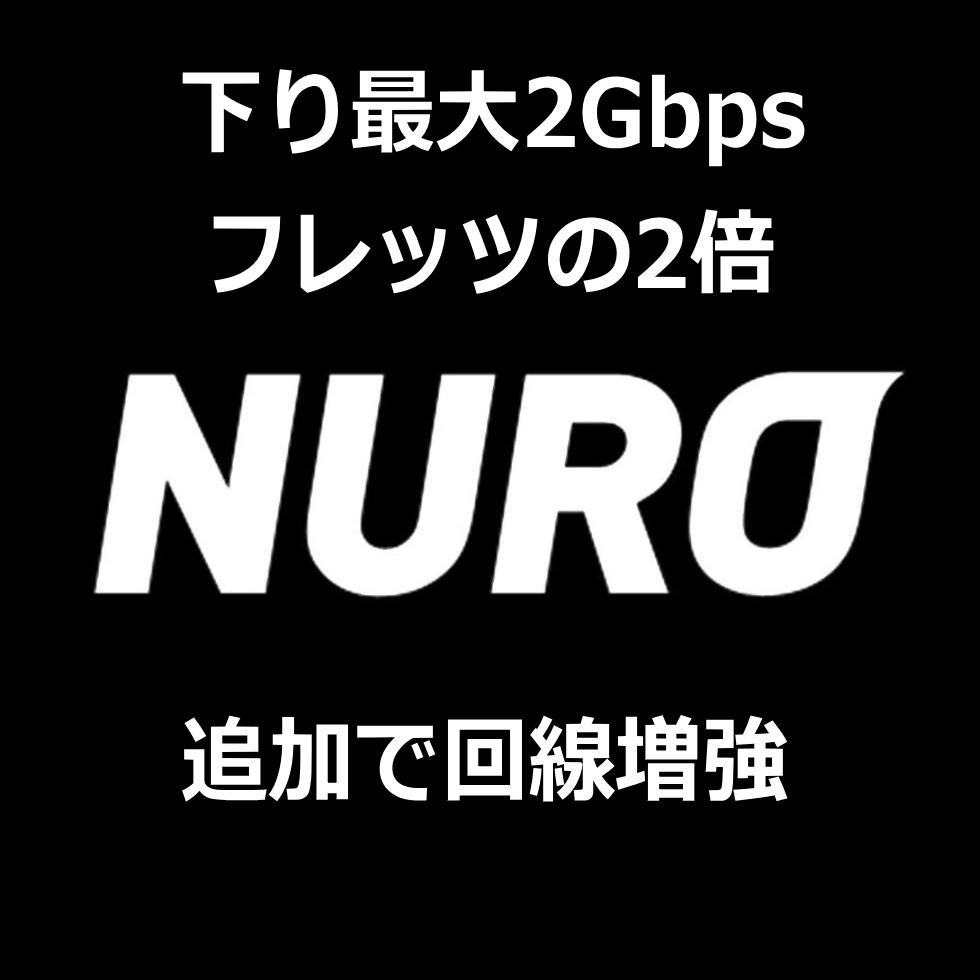 nuro光インターネット回線