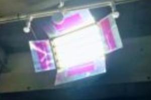 秋葉原イベントスペース 撮影用ライト 羽根つきライト 照明機材 撮影